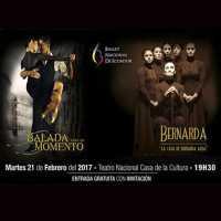 Jaime Pinto estrena obras en el BNE